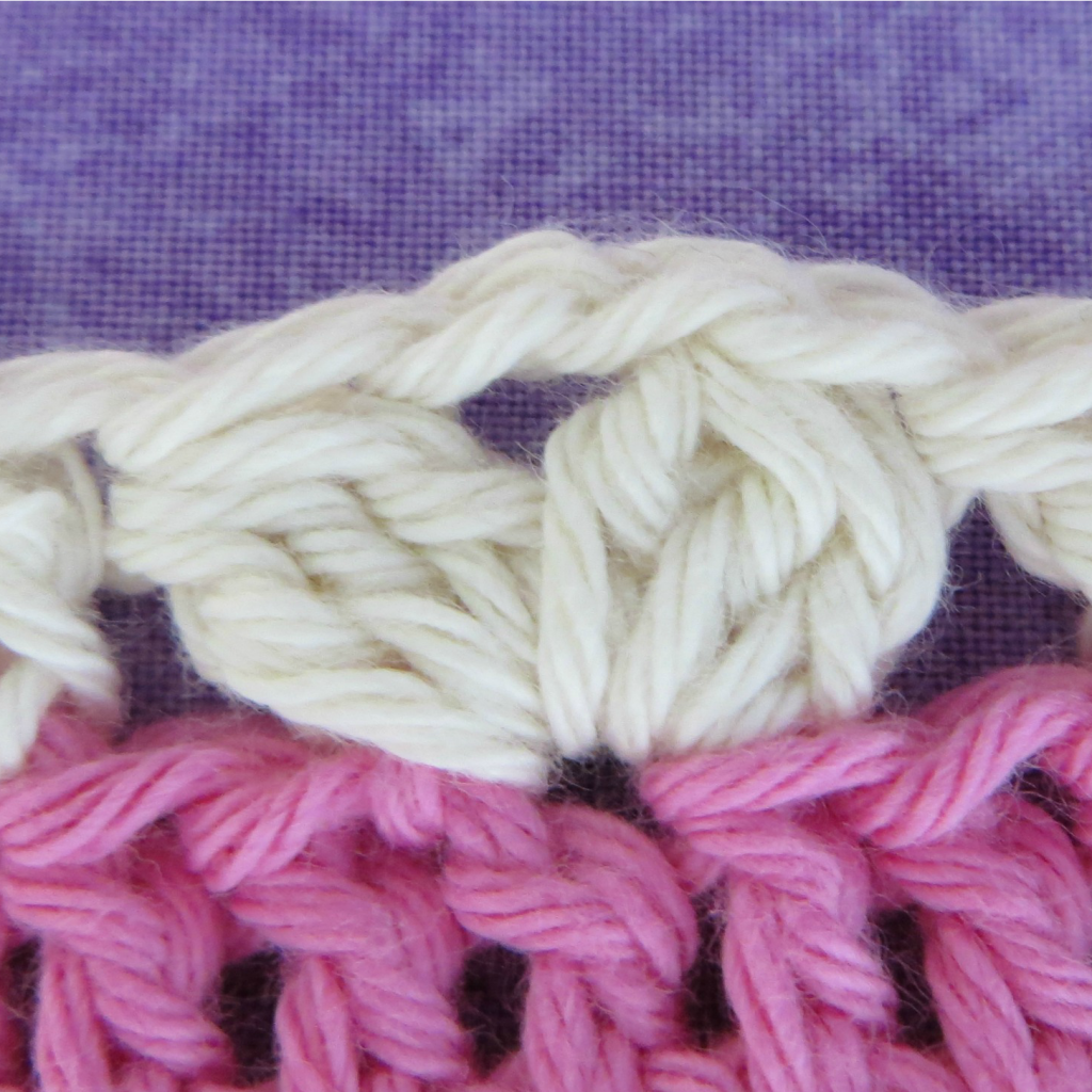 8a346b34ada Clusters   Working Stitches Together - Crystals   Crochet