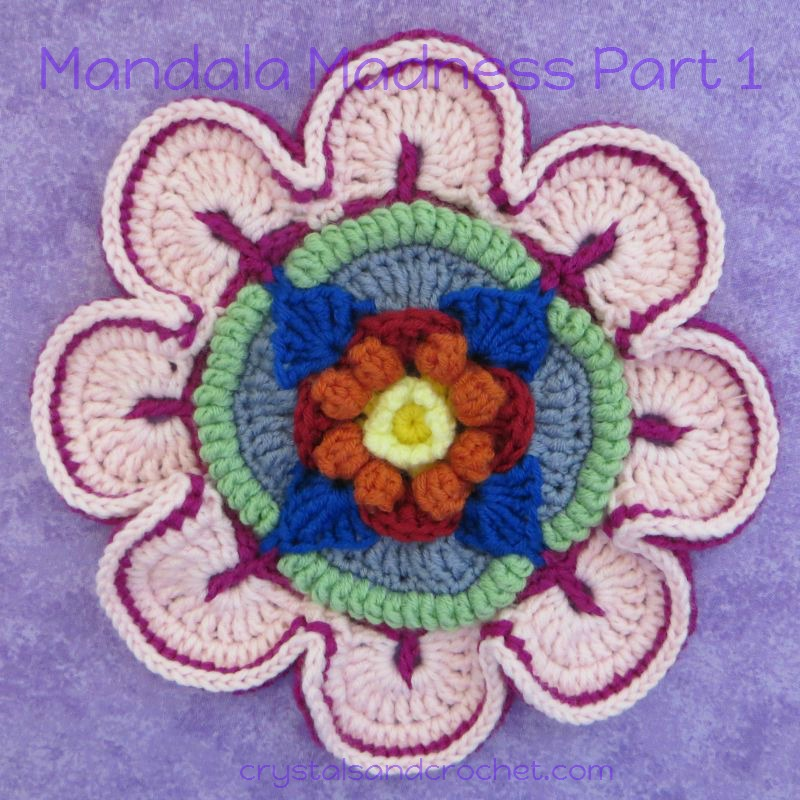 Mandala Madness Part 1
