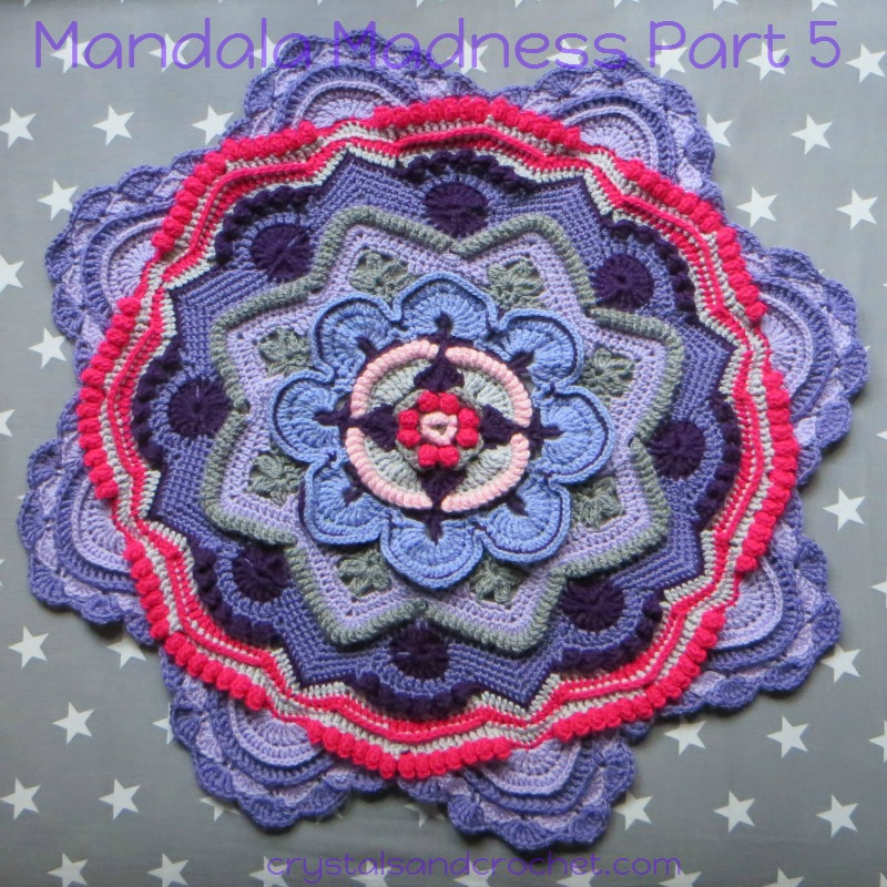 Mandala Madness Part 5