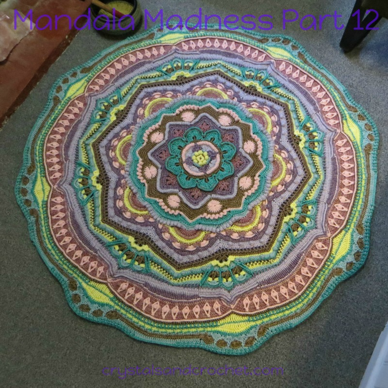 Mandala Madness Part 12