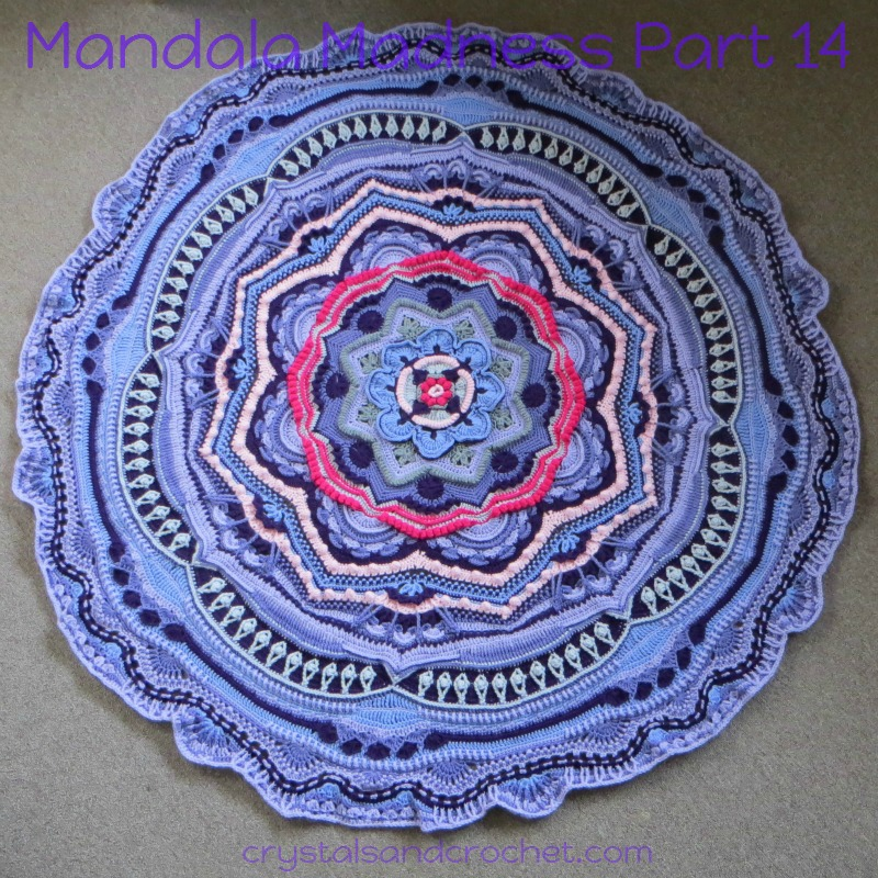 Mandala Madness Part 14
