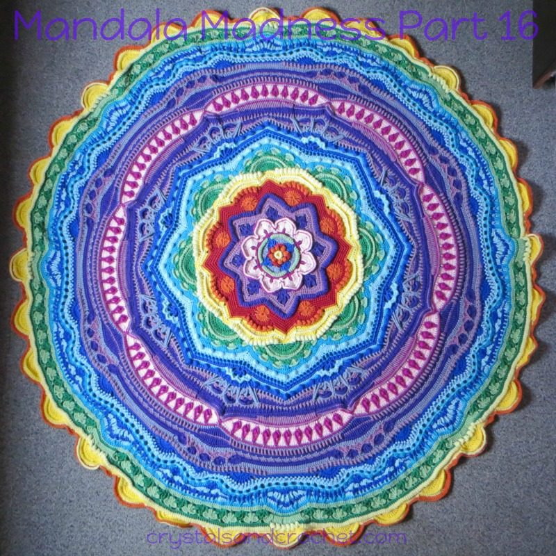 Mandala Madness Part 16