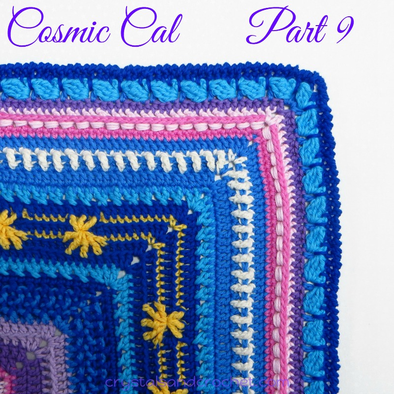 Cosmic Cal Archives Crystals Crochet