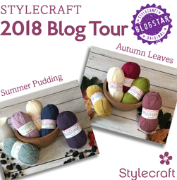 Stylecraft Blog Tour 2018